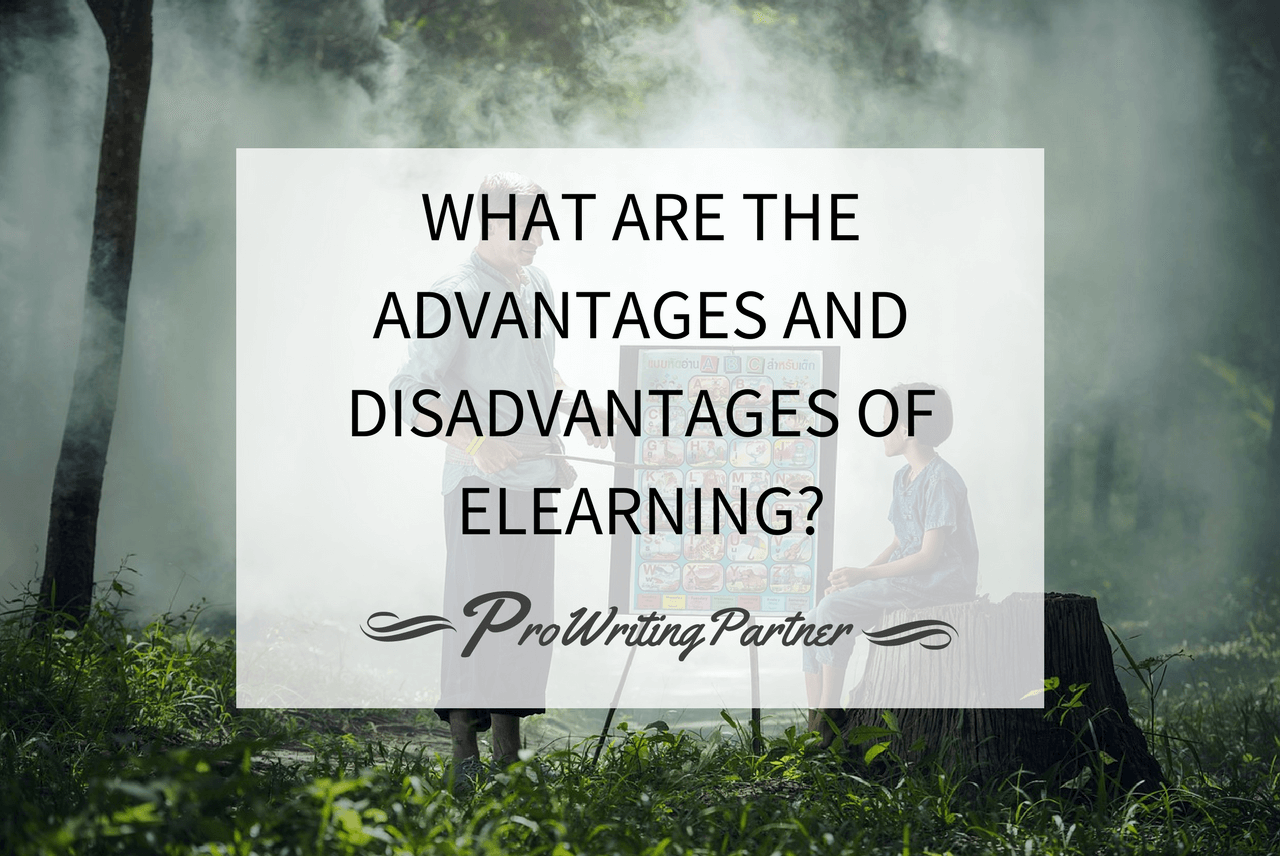What Are the Advantages and Disadvantages of eLearning?