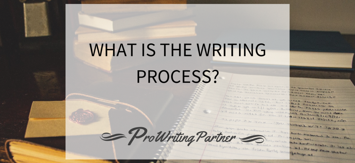 What Is The Writing Process?