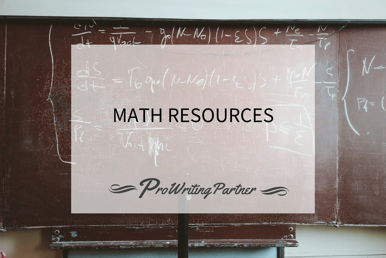 Math Resources – They Help You Realize That Math Is Easier than You Think